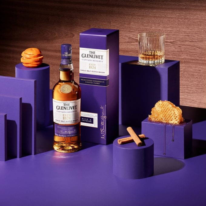The Glenlivet takes a cognac adventure with launch of new cask finish edition in duty-free