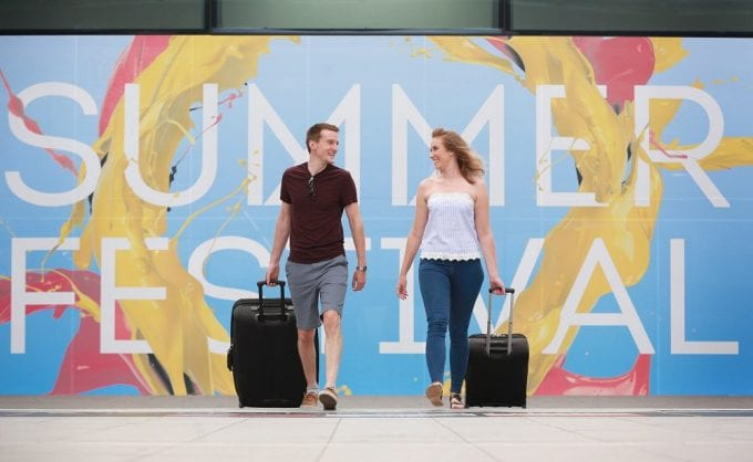 Festival Spirit reaches London Gatwick with summer-long celebrations, prize giveaways and an exclusive Gin