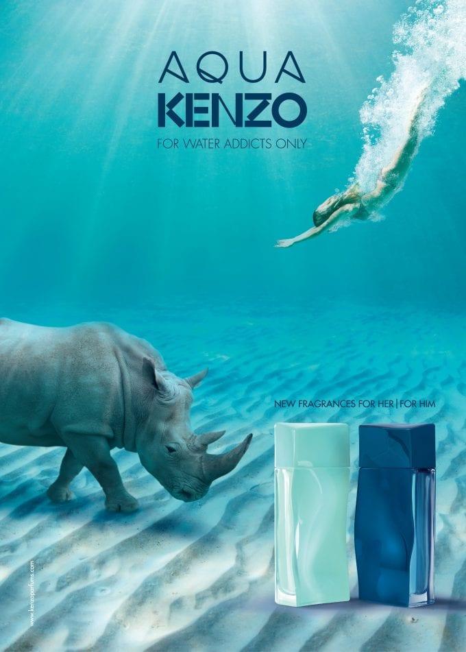 New Aqua Kenzo fragrance splashes into duty-free
