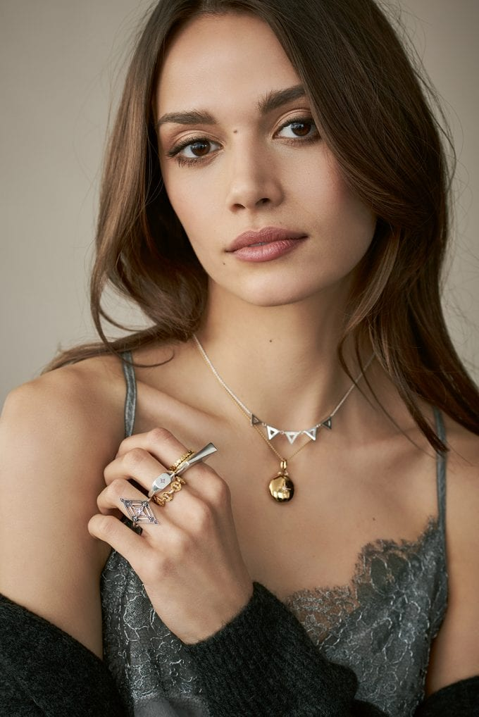 Thomas Sabo designs new mix-and-match Chains collection