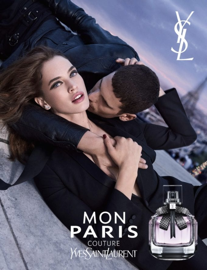 YSL debuts Mon Paris Couture in duty-free with special experiences