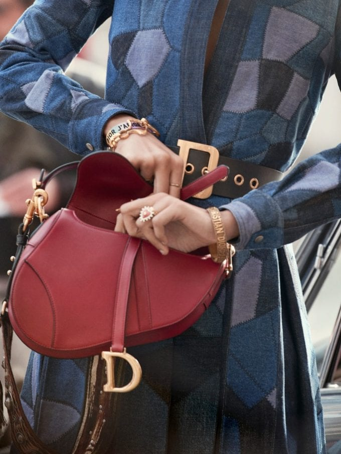 Saddle Up – Dior reinvents its iconic bag