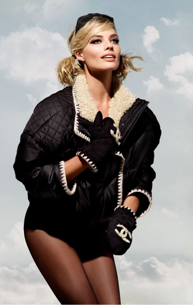 Chanel launches Coco Neige, the first winter sports collection