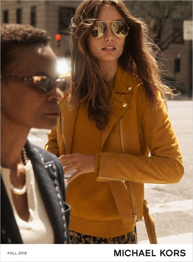 Michael Kors tells a tale of everyday NYC life with new campaign