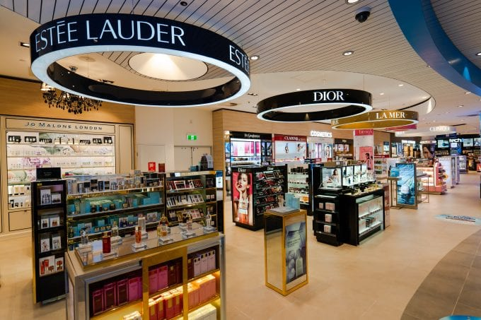 Cairns Airport welcomes stunning new Aelia Duty Free stores