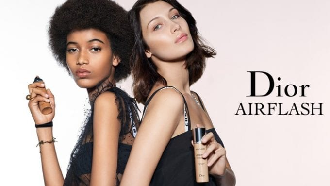 Runway ready – Dior launches new Backstage Airflash