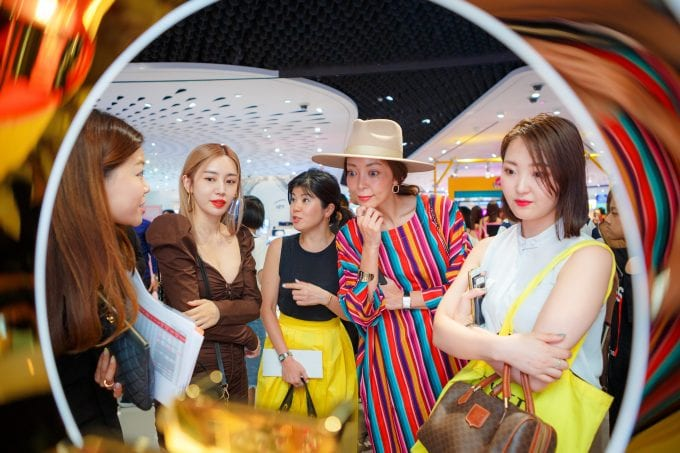 DFS 'First Class Beauty' events continue to thrill travellers around the world