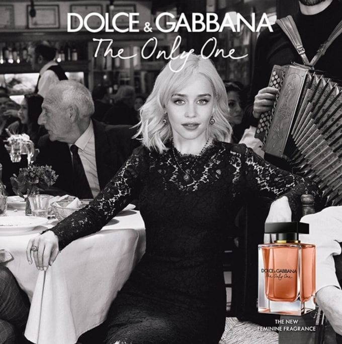 Dolce & Gabbana launch duo of new fragrances with Game of Thrones stars