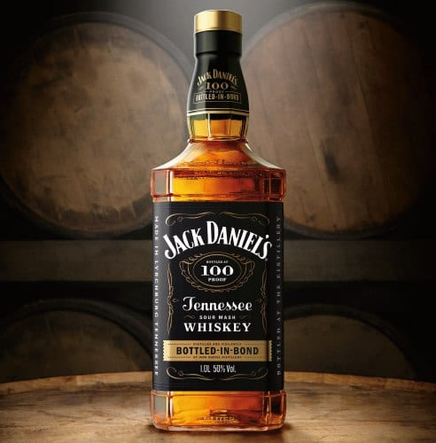 Jack Daniel's debuts new Bottled-in-Bond Whiskey at DFS airport stores