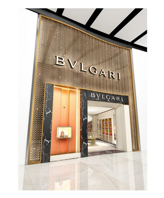 Bulgari to open at Sydney Airport in Australian airport first