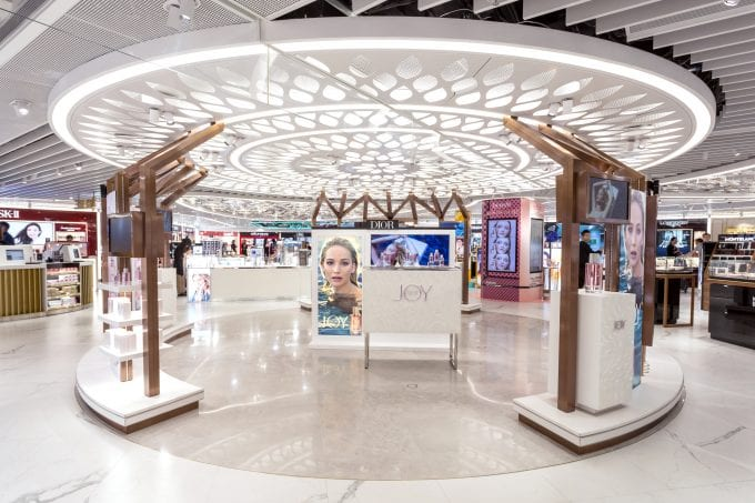 Beauty&You thrills travellers at HKIA with Hermès and Dior fragrance launches
