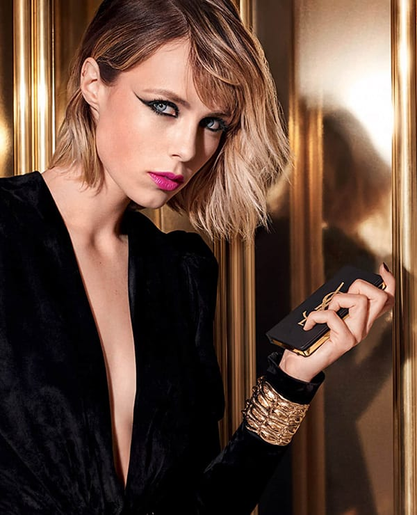 YSL reveals its Gold Attraction Holiday 2018 collection