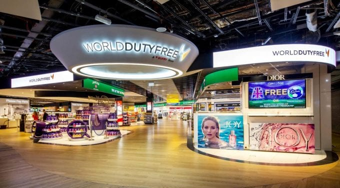 Dufry sets new standards with opening of New Generation Store at London Heathrow