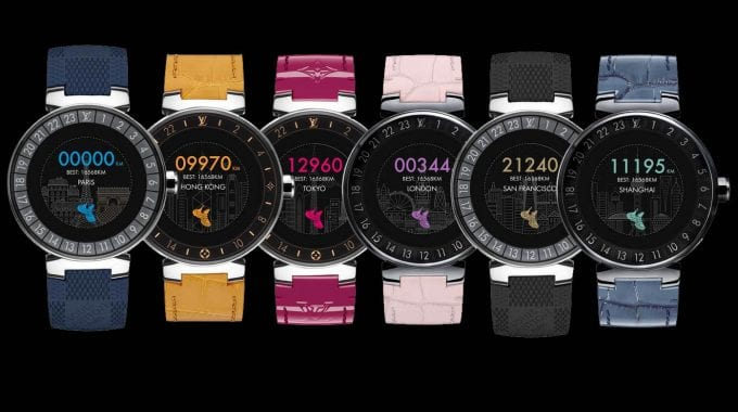 Louis Vuitton updates Tambour Horizon watch with new City Game
