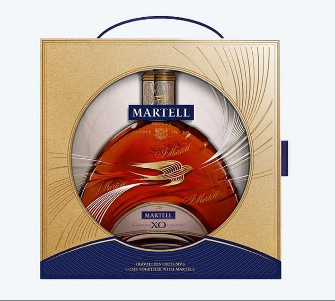 Martell Cognac invites travellers to celebrate the Autumn Festival with the perfect gift