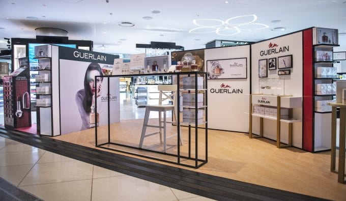 Qatar Duty Free x Guerlain tempts travellers to 'Believe In Your Luck'