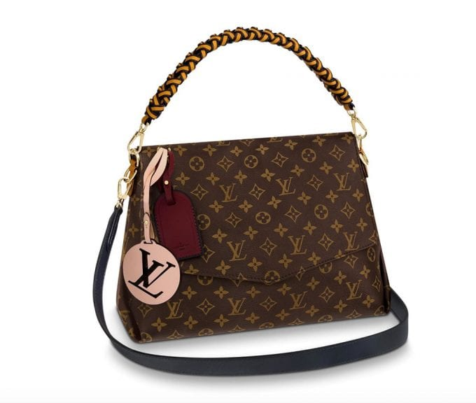 Louis Vuitton gets a grip with braid handles on its best-selling bags