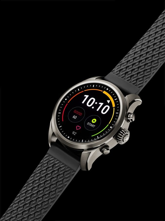 Montblanc debuts Summit 2 – a smartwatch built for travel, fitness & exploration