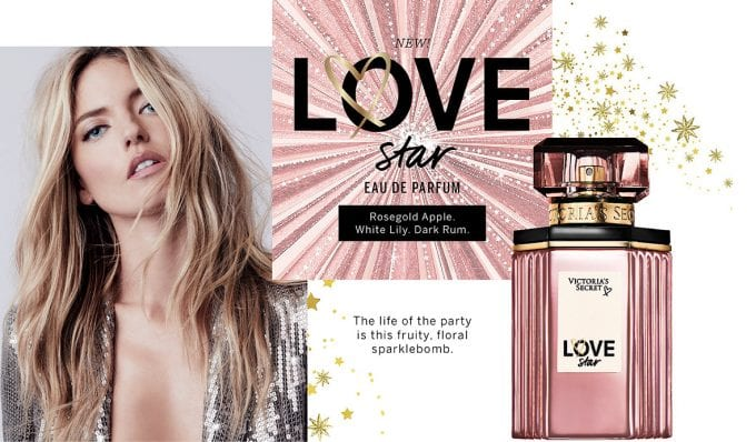 Victoria's Secret Angels reveal limited edition Love Star