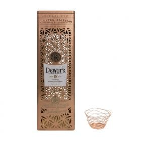 Dewar's launches Diwali-themed 18 Year Old Special Edition in airport duty-free stores