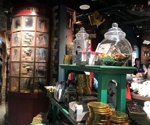 The Harry Potter Shop magically appears at London Gatwick
