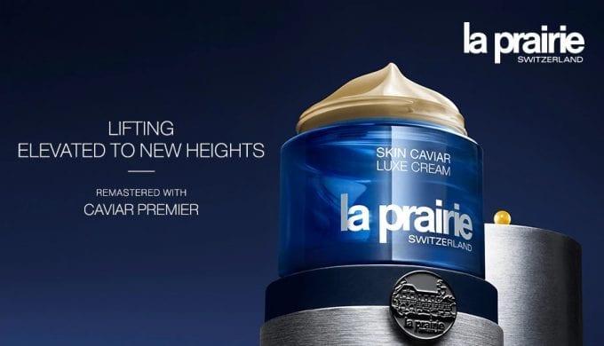 La Prairie unveils exclusive Skin Caviar travel set at DFS Airport stores