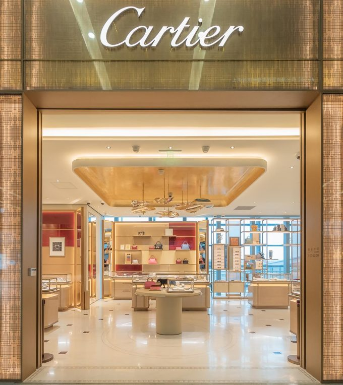 Cartier and Montblanc open stunning boutiques at Shanghai Hongqiao International Airport