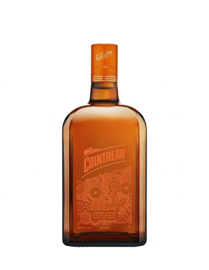 Cointreau releases limited editions designed by Central St Martins