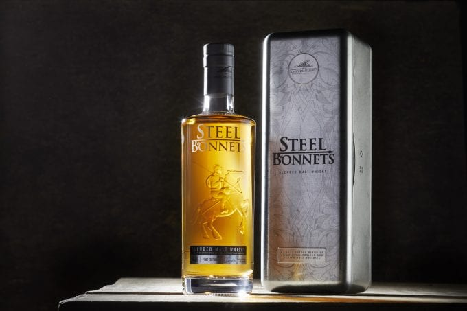 The Lakes Distillery Steel Bonnets whisky touches down in UK duty free stores
