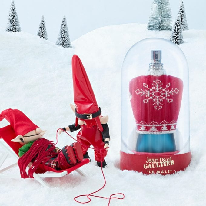 Shake it up! Jean Paul Gaultier's Christmas limited editions are here