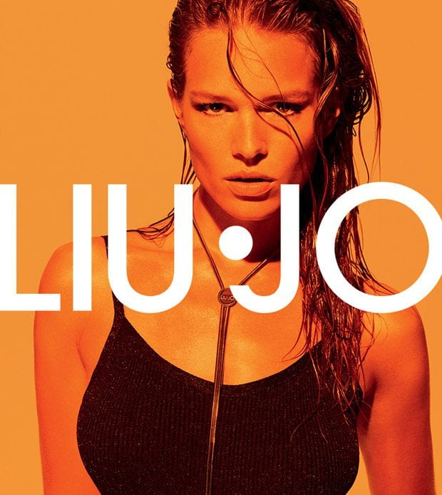 Anna Ewers fronts Liu Jo Spring Summer 2019 Collection