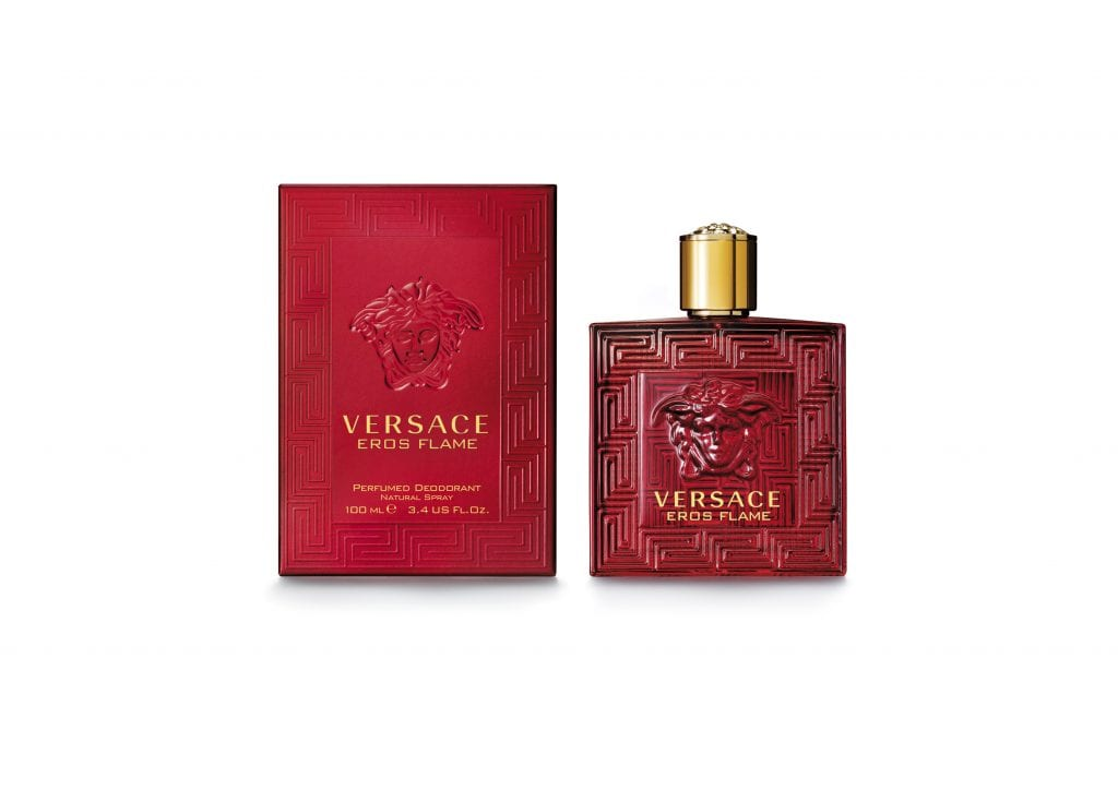 versace to ignite duty free with exclusive launch of eros