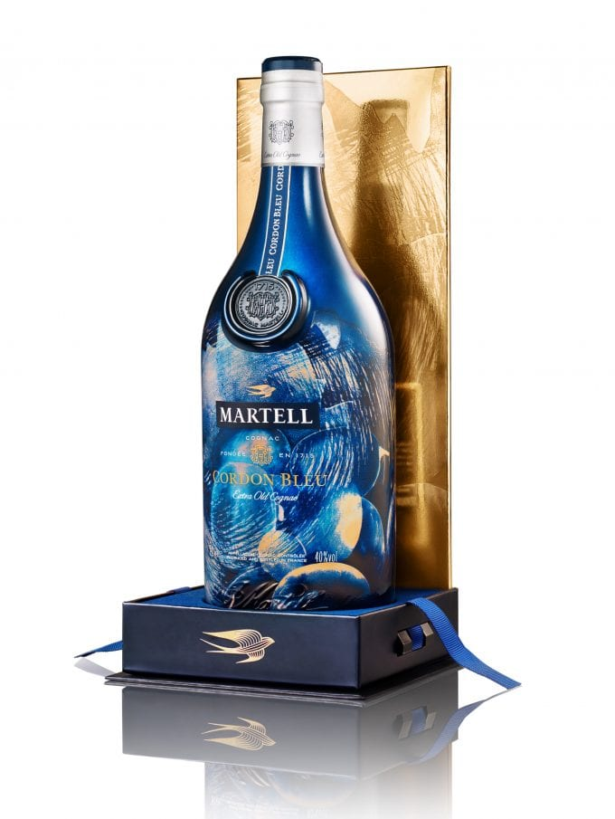 Martell Cognac unveils limited edition Cordon Bleu for Chinese New Year