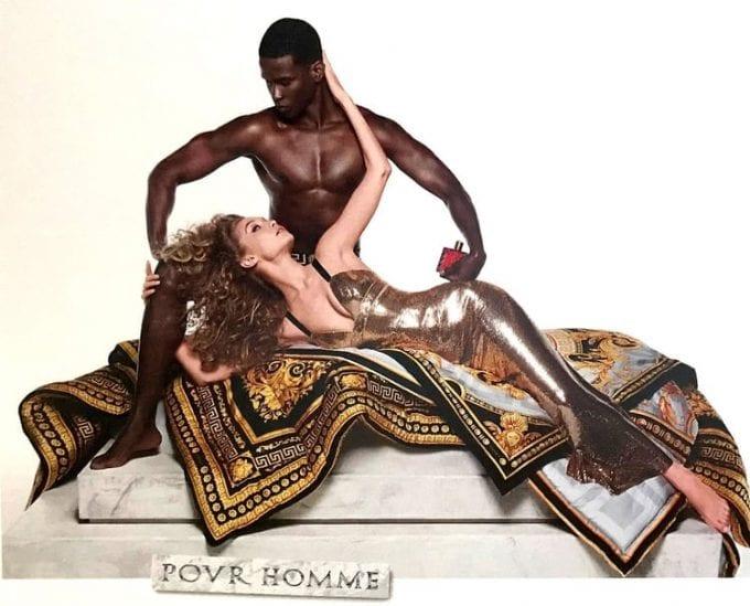 Versace unveils new men's fragrance Versace Eros Flame [UPDATE]