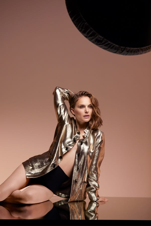 Natalie Portman fronts latest Dior Forever makeup campaign