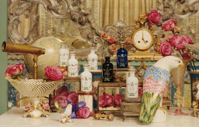Gucci reveals 'The Alchemist's Garden' luxury scent collection