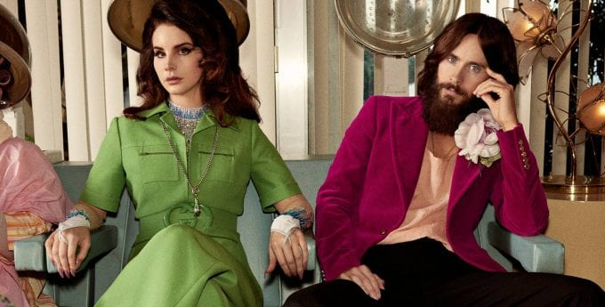Lana Del Rey and Jared Leto star in new 'Gucci Guilty' campaign