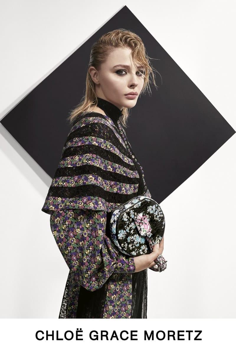 Louis Vuitton's star-studded lookbook shows off new handbag creations