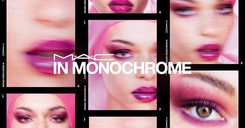 MAC Cosmetics reveals MAC in Monochrome lipsticks