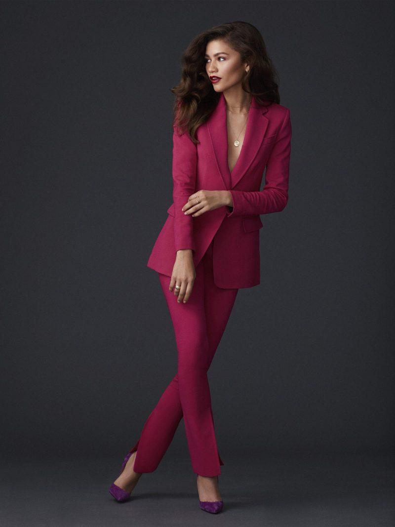 Lanc 244 Me Signs Zendaya As The New Global Beauty Ambassador