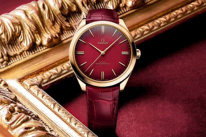 OMEGA celebrates 'A Name Born in 1894' with two special creations