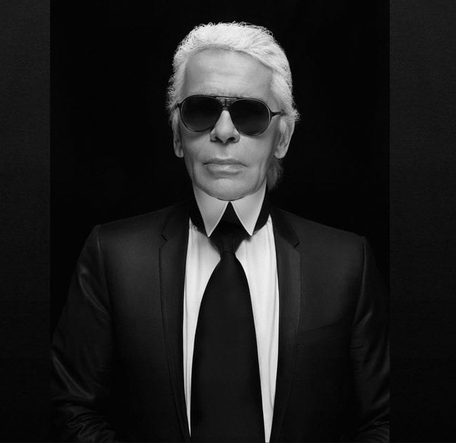 Karl Lagerfeld, King of Fashion, dies at 85