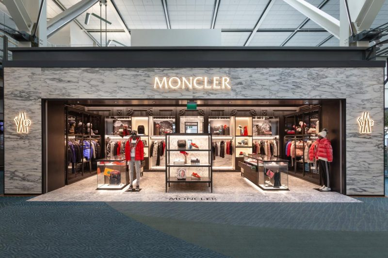 Moncler Makes Chic Debut At Vancouver International