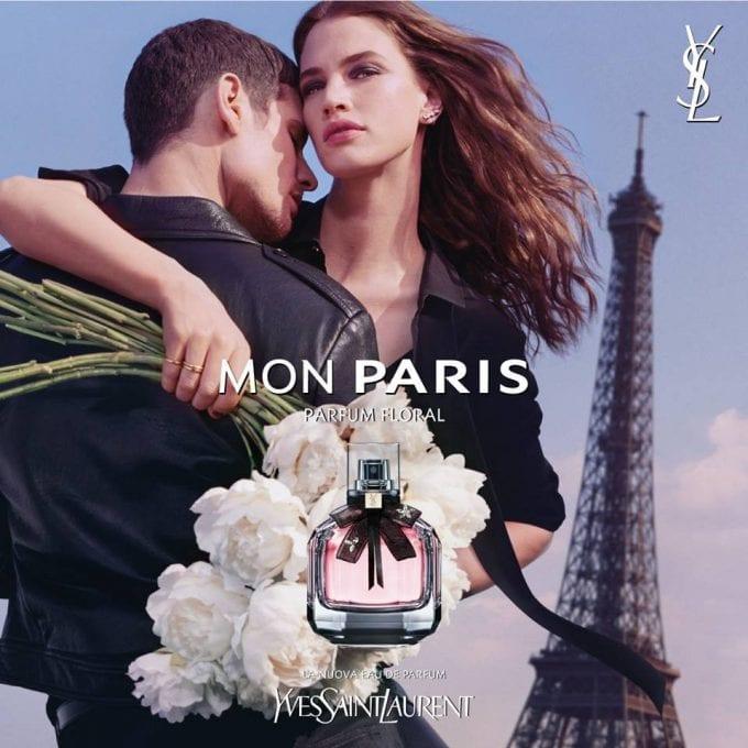 Flower Power – YSL unveils Floral edition of Mon Paris fragrance