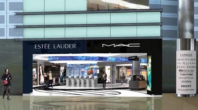 Estee Lauder to open beauty boutique at Detroit Metro airport