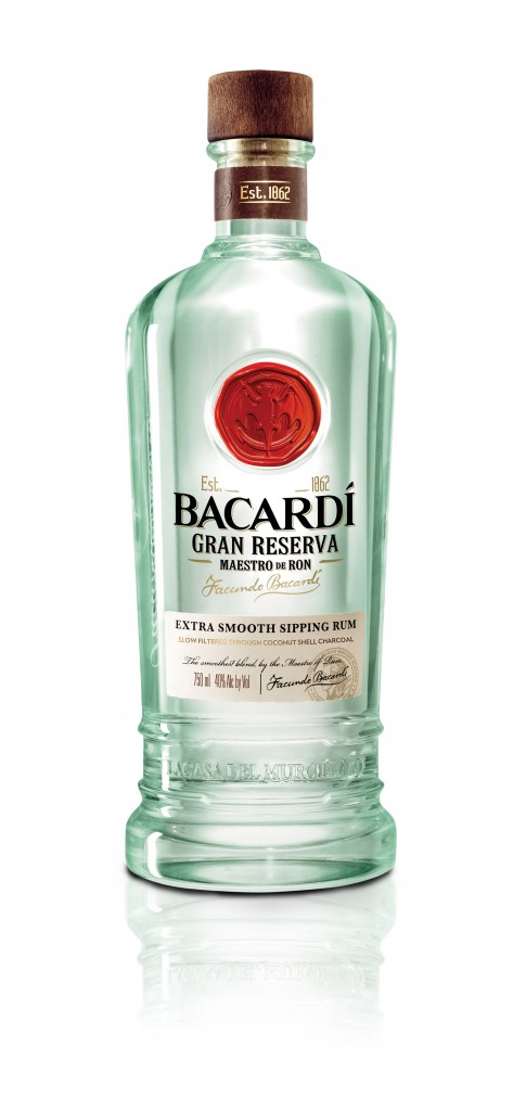 Bacardi unveils super-premium sipping rum exclusive to travel markets