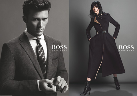 Jason Wu unveils his debut campaign for Hugo Boss