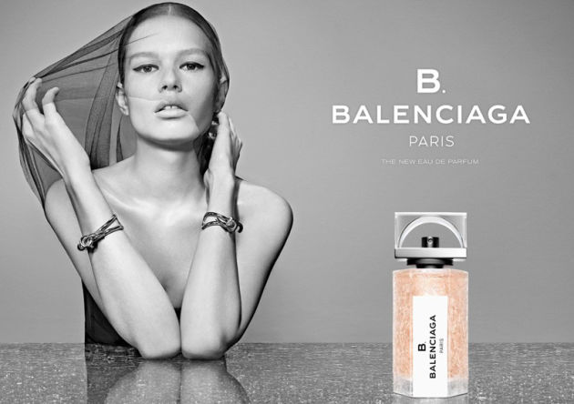 New fragrance: B Balenciaga set for October launch