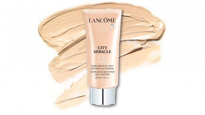 New Lancome cream for City girls