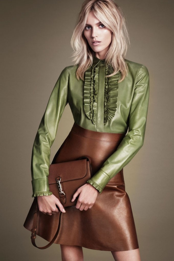 Gucci goes Super for Fall